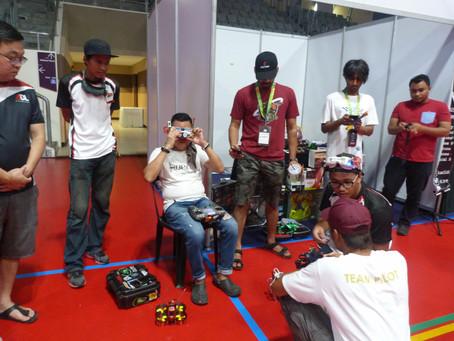 Asia Drone League Heats up Iskandar Puteri