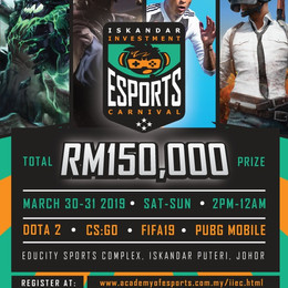 Johor's Biggest Esports  Tournament Gets Syed Saddiq's Thumbs-up!