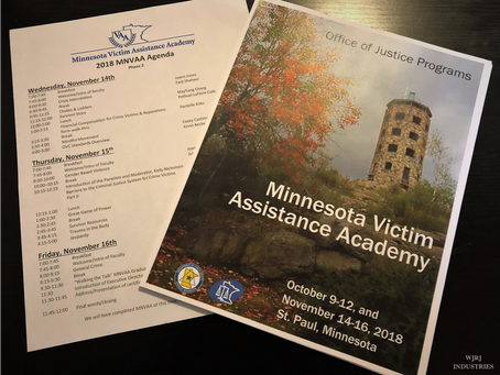 Minnesota Victim Assistance Academy