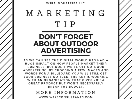 Marketing Tip