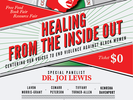 Healing From the Inside Out: Centering Our Voices to End Violence Against