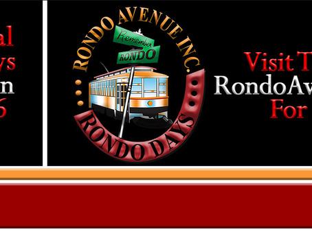 33rd Annual Rondo Days Celebration