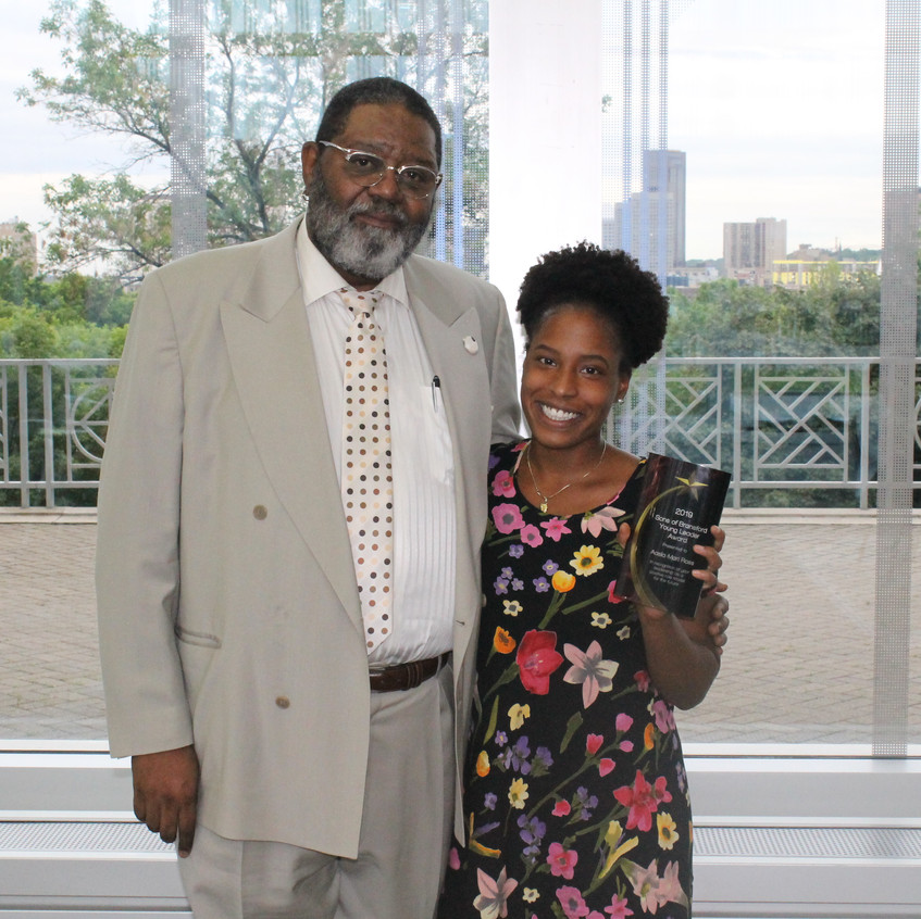 Sam Bransford Award #WJRJ #HealingBrothe