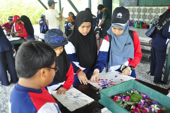 A Greener Future for SK Sungai Danga Students