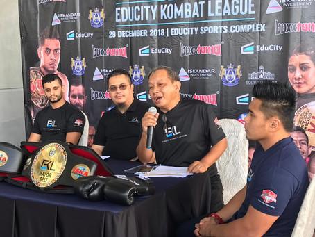 EduCity Kombat League Offers Two New Championship Belts