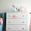 Thumbnail: Unikornis bútor- és falmatrica A4