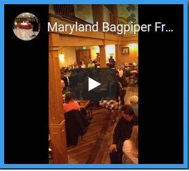 Maryland Bagpiper Saint Patricks Jerry D