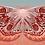 Thumbnail: Autumn Glow Butterfly Moth Shawl - Modal Cashmere
