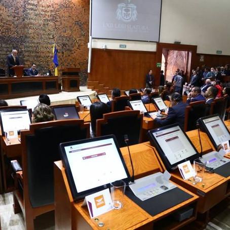 Se establecen nuevas reglas en el Congreso de Jalisco