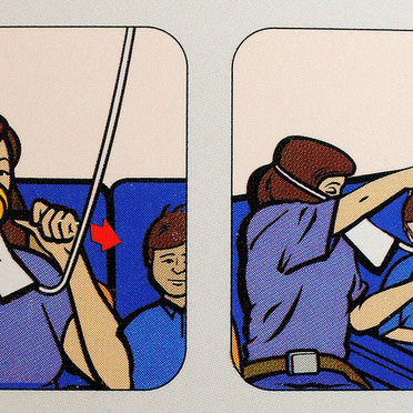 Place Your Oxygen Mask Over Your Mouth First!
