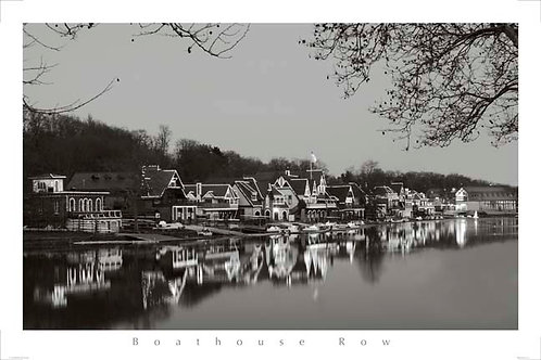Boathouse Row Holiday Lights - 118LBW