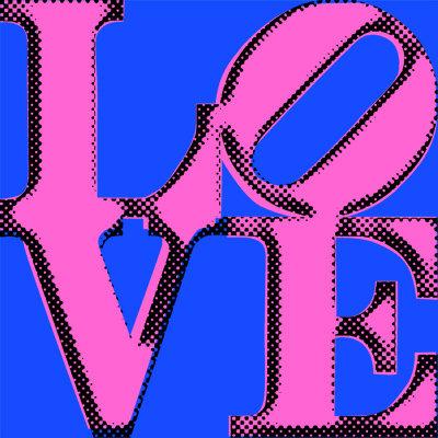 Pop Art - LOVE299
