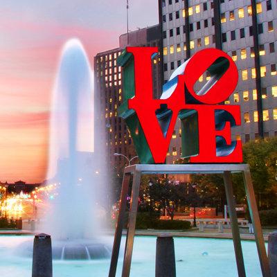 Love Park - LOVE393
