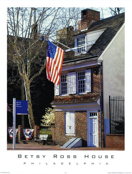Betsy Ross House - 108S