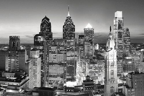 Philadelphia Skylie at Sunset - 167XLBW
