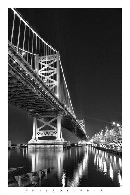 Benjamin Franklin Bridge - 178LBW