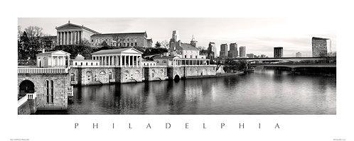 Philadelphia Waterworks - 168PSBW
