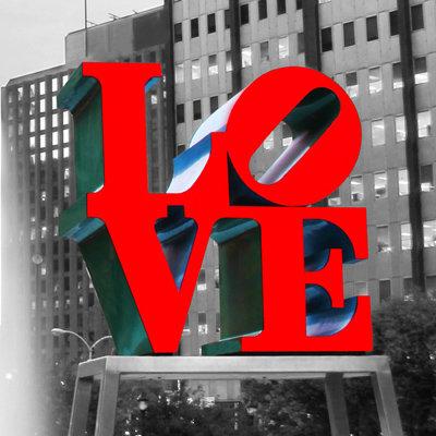 Love Park - LOVE389