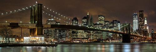 Brooklyn Bridge, NYC - 801PM