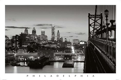 Philadelphia - 123LBW