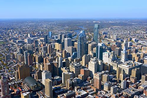 Philadelphia Aerial - 507L
