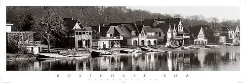 Boathouse Row - 145PMBW