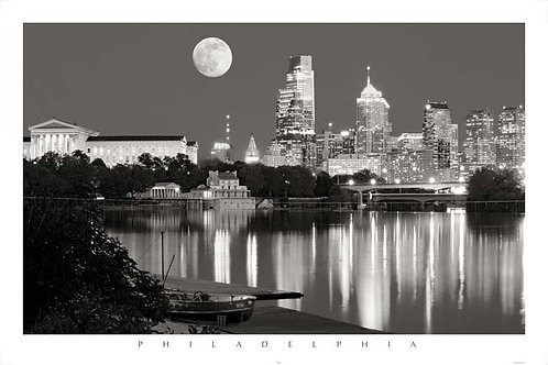Moon Over Philadelphia - 136LBW