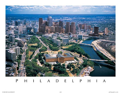 Philadelphia Aerial - 147S
