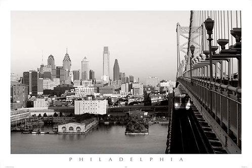 Benjamin Franklin Bridge - 152LBW