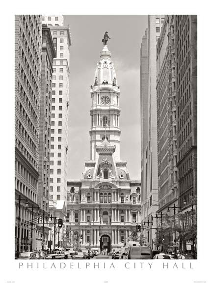 City Hall - 100SBW