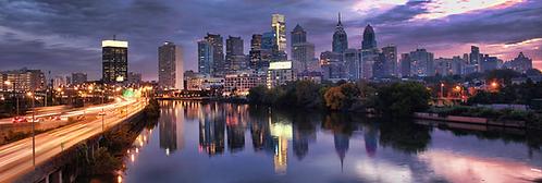 Philadelphia Sunset- 201PM