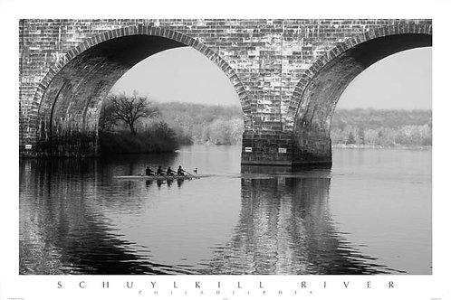 Schuylkill River - 128LBW