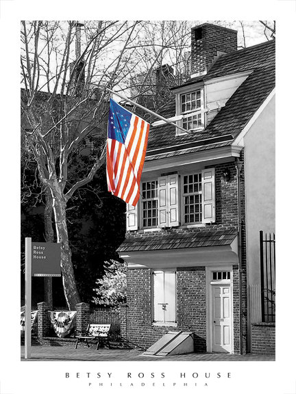 Betsy Ross House - 108MBW