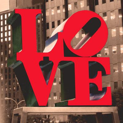 Love Park - LOVE391