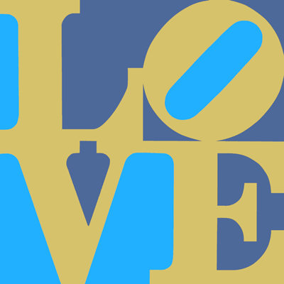 Color Block - LOVE358