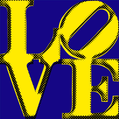 Pop Art - LOVE295