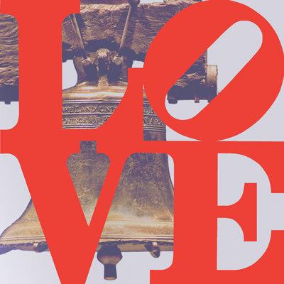 Liberty Bell - LOVE365