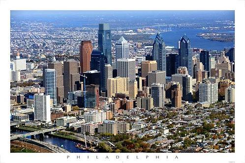 Philadelphia Aerial - 115L