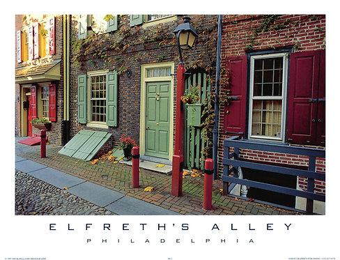 Elfreth's Alley- 124S