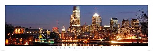 Philadelphia Skyline - 148PXL