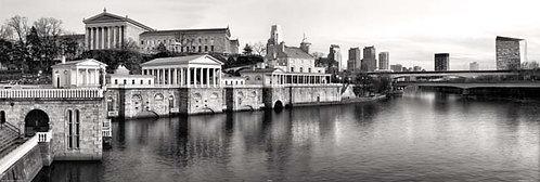Philadelphia Waterworks- 168PMBW