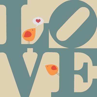 Lovebirds - LOVE318