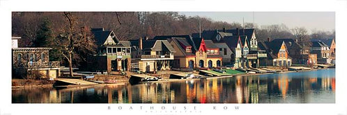 Boathouse Row - 145PL