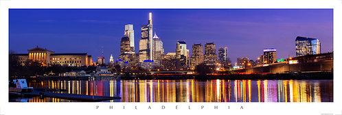 Philadelphia Skyline-319PM