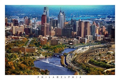 Philadelphia Aerial - 173L