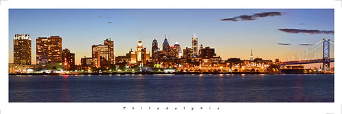Philadelphia from Camden - 177PXL