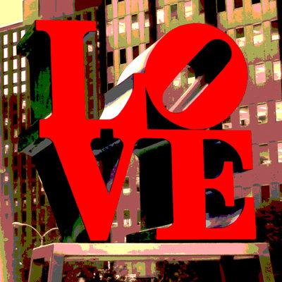 Love Park - LOVE390