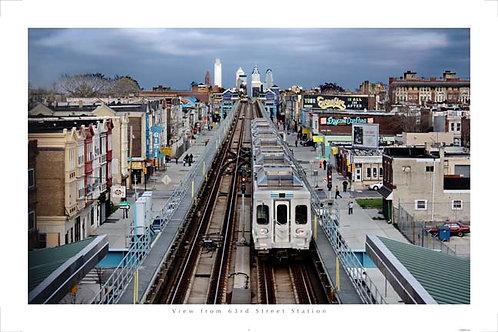 63rd Street Station - 159L