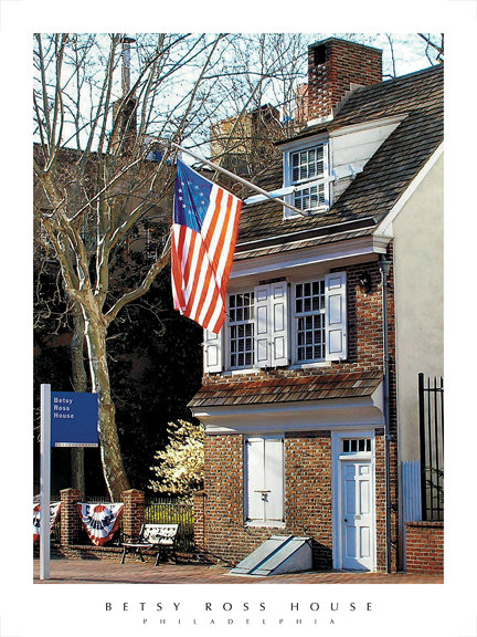 Betsy Ross House - 108M