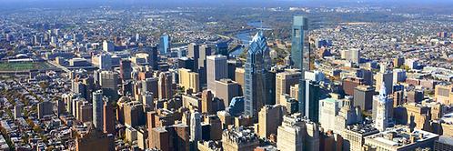 Philadelphia Aerial - 521PL